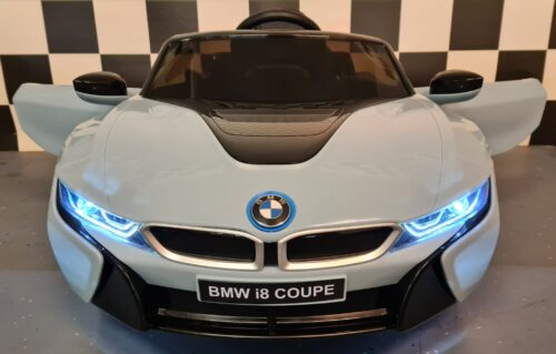 Accu kinderauto BMW i8