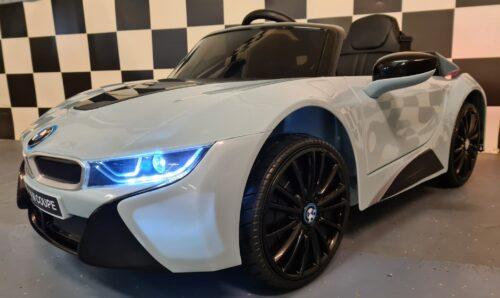 Accu speelgoedauto BMW