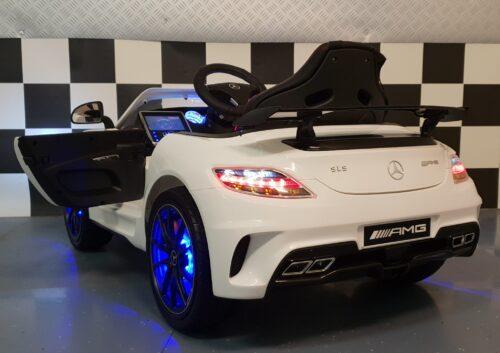 Mercedes benz kinderauto met afstandbediening