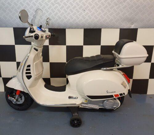 vespa kinderscooter 12 volt