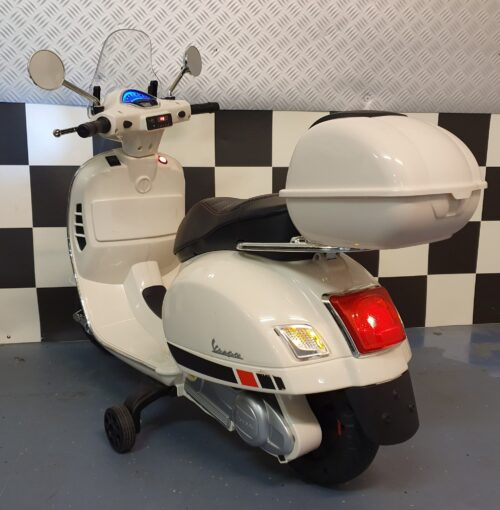 vespa scooter kind 12 volt