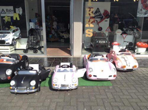kinderauto winkel Belgie
