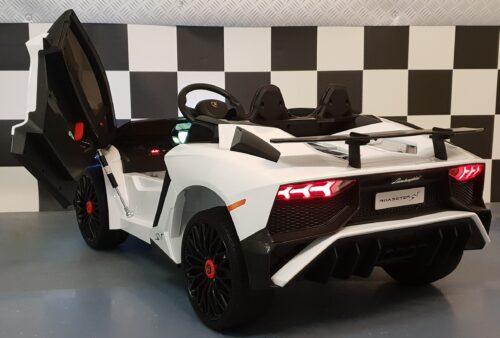 12 volt Roadster SV Lamborghini kinder accu auto