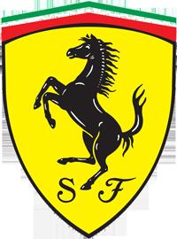 Kinderauto Ferrari