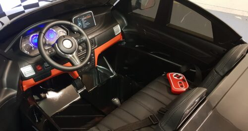 BMW X6 M serie metallic zwart