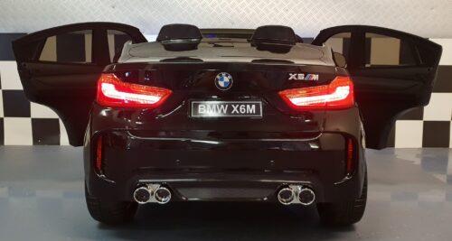 X6 M serie kinderauto 12 volt 2.4G afstand bestuurbaar