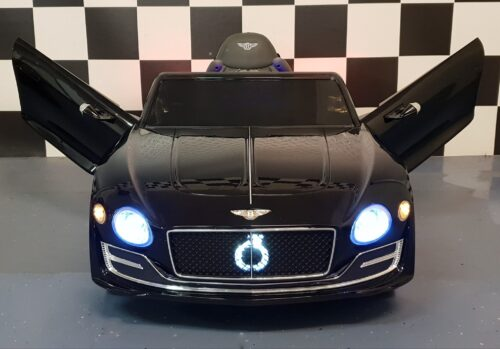 Bentley EXP 12 volt 2.4G kinderauto zwart