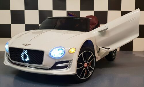 bentley elektrische kinderauto