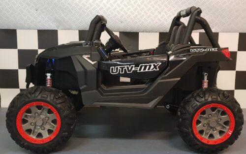 Carbon elektrische kinder buggy 4WD
