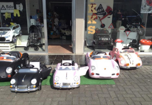 Kinderauto winkel België