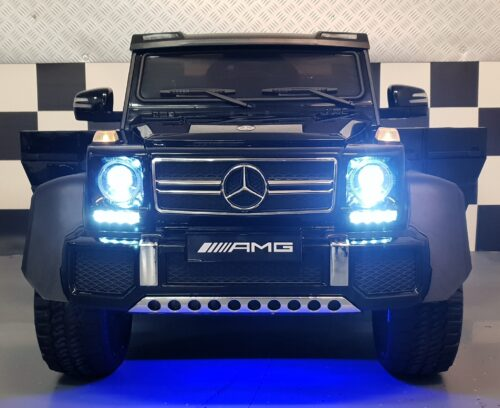 2 persoons mercedes amg G63