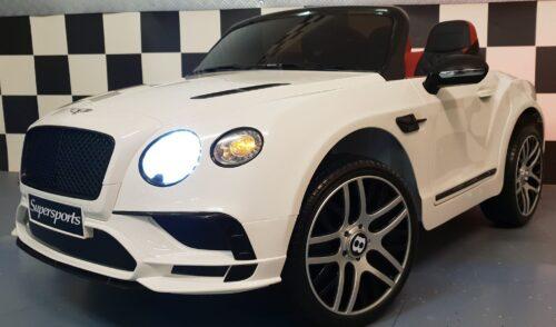 Bentley 2 persoons kinder accu auto