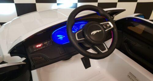 Elektrische Kinder accu speelgoedauto jaguar