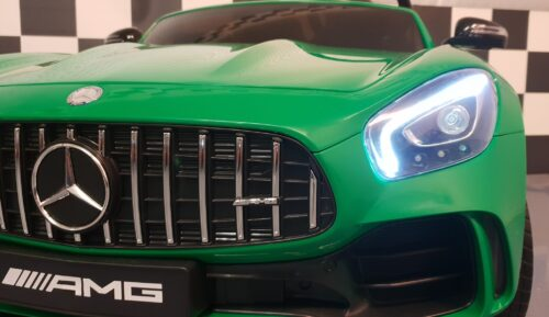 accu auto 2 persoons mercedes AMG