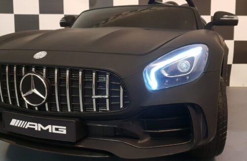 amg mercedes accu kinderauto 2 persoons