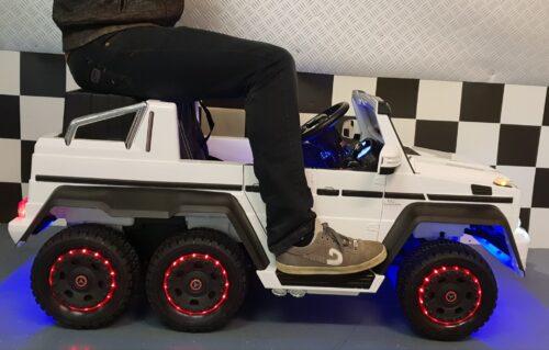 elektrische accu jeep Mercedes