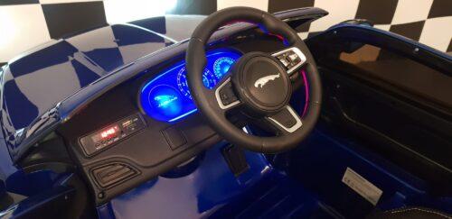 elektrische accu kinder auto Jaguar