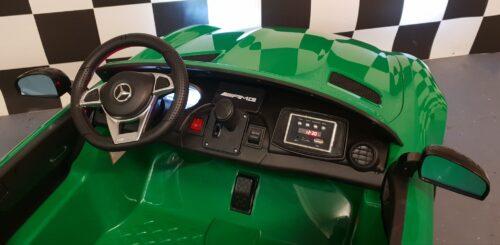 elektrische mercedes kinder auto