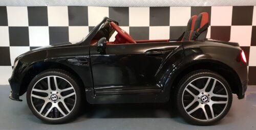 kinder accu auto Bentley 2 kinderen