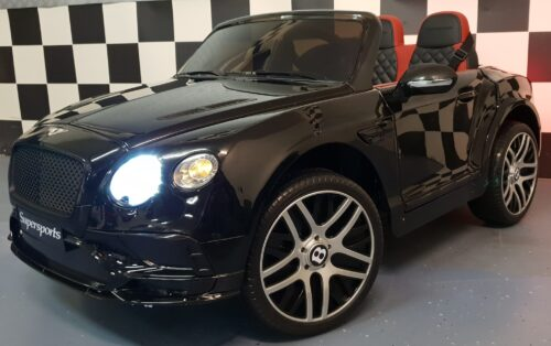 kinder accu auto Bentley 2 persoons