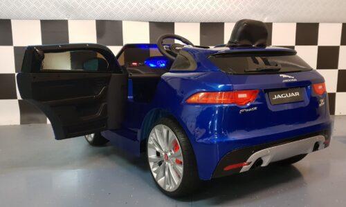 speelgoedauto jaguar
