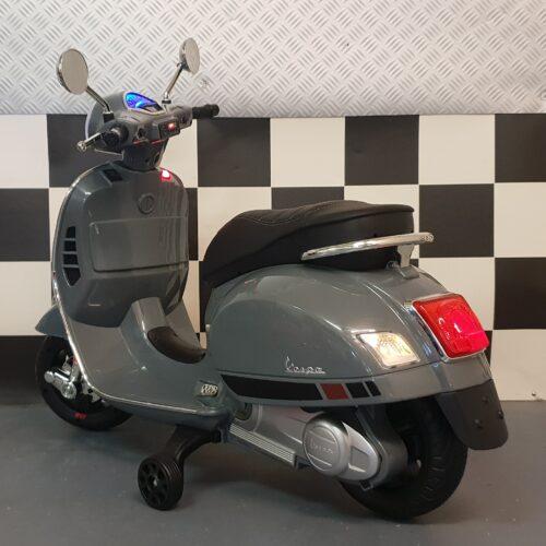 Elektrische kinderscooter 12volt