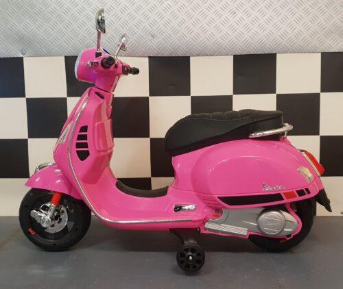 Kinder accu scooter Vespa