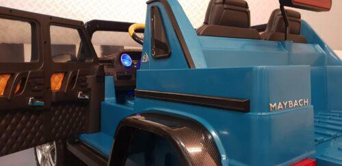 Maybach elektrische kinderauto