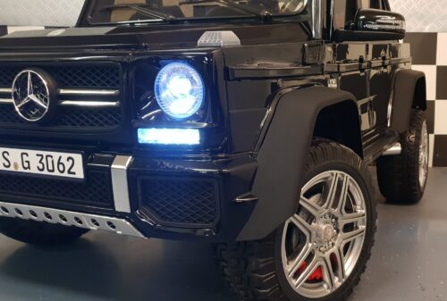 Mercedes g650 maybach accu kinderauto