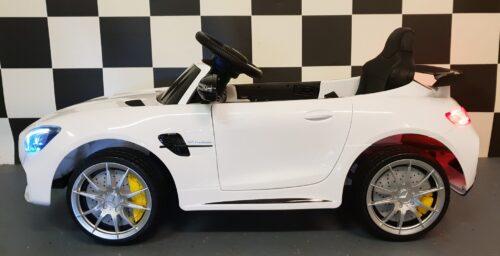 elektrische speelgoedauto mercedes
