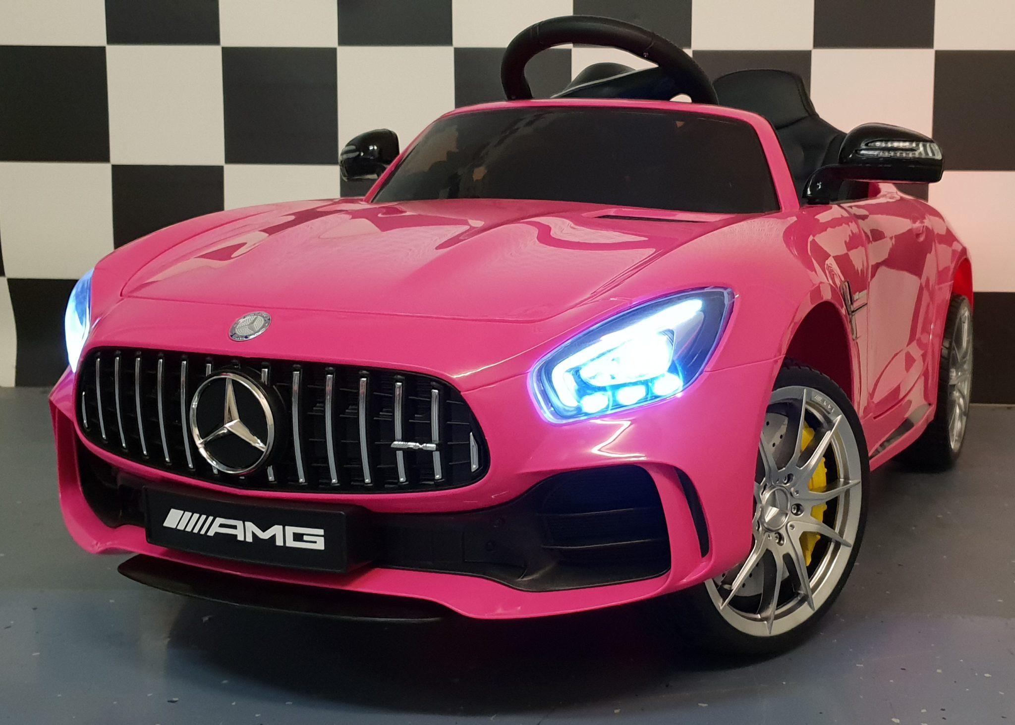 Speelgoed Accu Auto Mercedes Elektrische Auto Met Rc Cars4kids