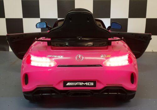 speelgoed roze kinderauto