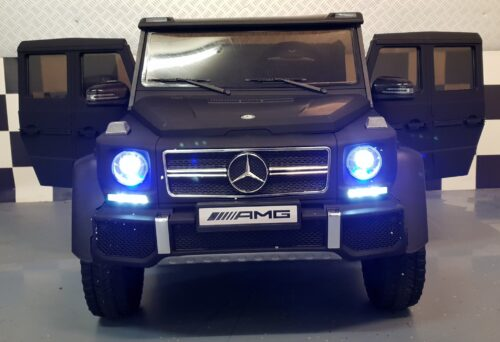 2 persoons kinderauto mercedes amg