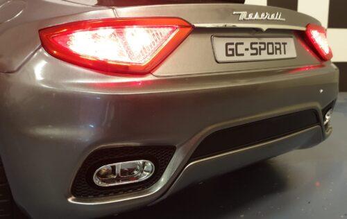 Maserati elektrische kinderauto