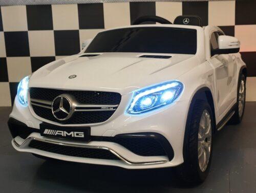 Accu speelgoedauto Mercedes GLE