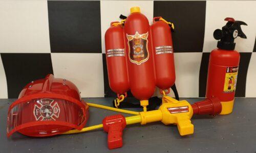 atributten brandweerwagen