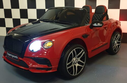 bentley kinderauto