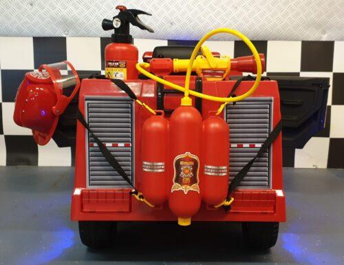 brandweer accu kinderauto