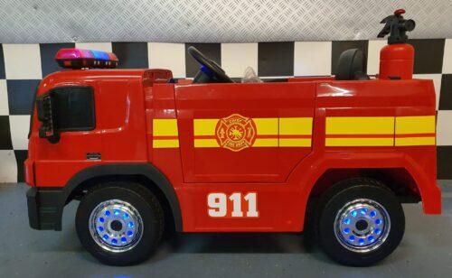 kinderauto brandweer
