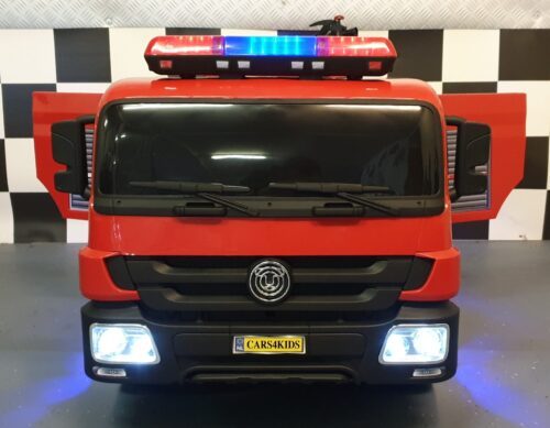 brandweerauto voor kinderen