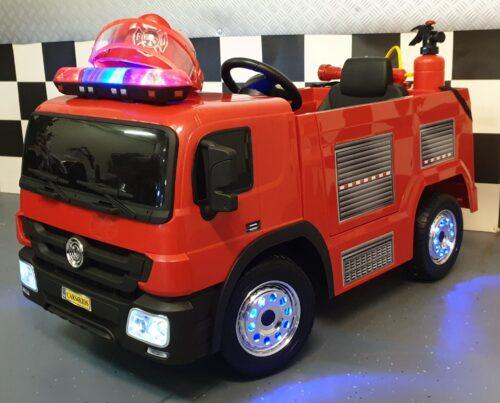 elektrische accu brandweerwagen