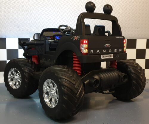 elektrische kinderauto ford monster truck