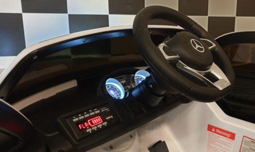 Speelgoed auto mercedes