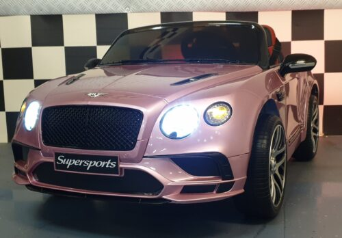 kinder accu speelgoedauto Bentley