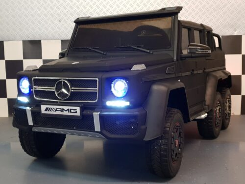 mercedes kinderauto 2 persoons