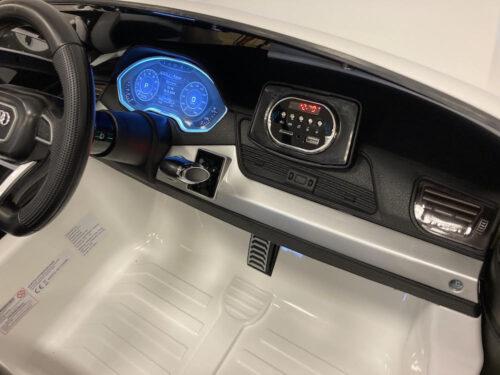 Audi Q5 2 persoons kinderauto