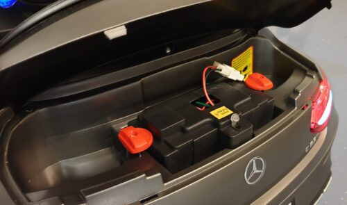 accu pack mercedes kinderauto
