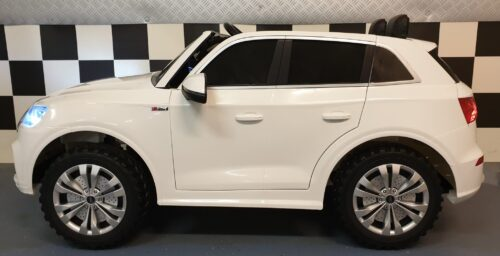 audi kinder accu auto 2 persoons