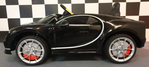 Bugatti chiron elektrische kinderauto