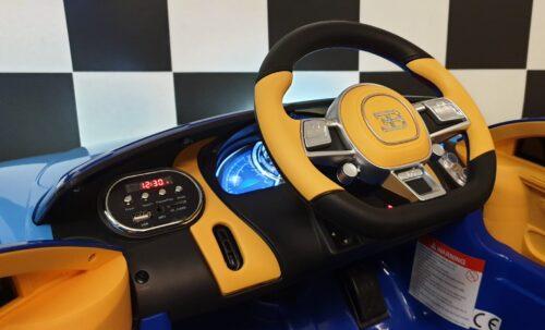 accu speelgoed auto bugatti chiron
